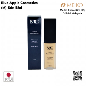 MC Collection Liquid Foundation spf 34PA+++