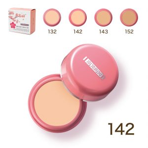 Naturactor Skin Care pink Cover Face (meiko cosmetics)SPF  39