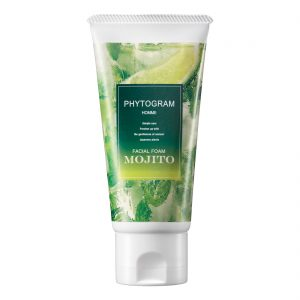 Phytogram Facial Foam (Scrub Face Wash) Mojito