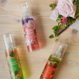MEIKO Fragrance Body Mist